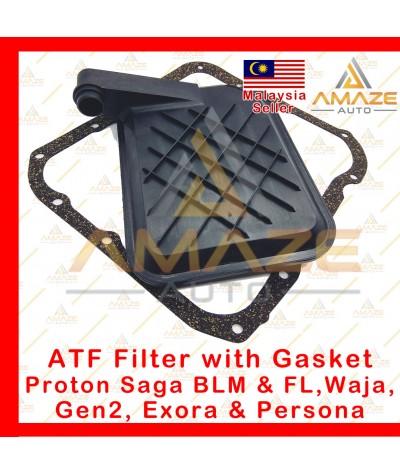 ATF Filter with Gasket for Proton Saga BLM & FL (08-11), Waja Campro (06-11), Exora, Gen2, Persona(09-16)
