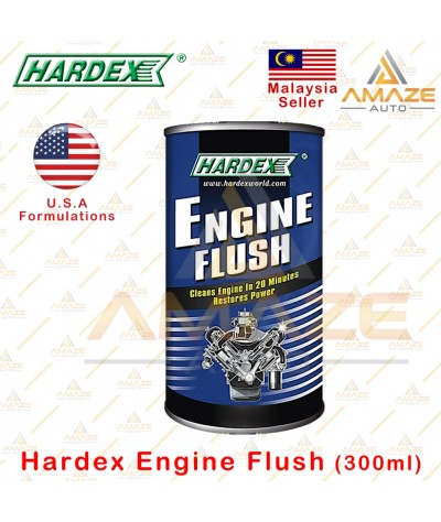 Hardex Engine Flush (300ml) - Remove Sludge and deposit from your engine in 20 minutes