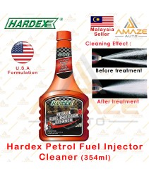 Hardex Petrol Fuel Injector Cleaner (354ml) - Clean Fuel Injector nozzle