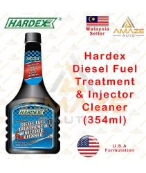 Hardex Diesel Fuel Treatment & Injector (354ml) - Detox your Diesel Fuel System