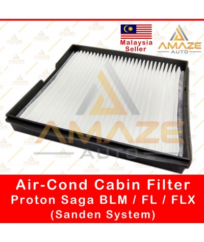 Air-Cond Cabin Filter for Proton Saga BLM / FL / FLX (Sanden System)