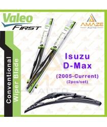 Valeo First Wiper Blade for Isuzu D-MAX (2005 - Current) (2pcs/set)