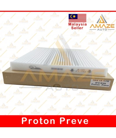 Air-Cond Cabin Filter for Proton Preve & Suprima S (Patco System type)