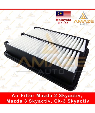 Air Filter for Mazda 2 & CX-3 Skyactiv(2014-2019) (Equals to P501-13-3A0)