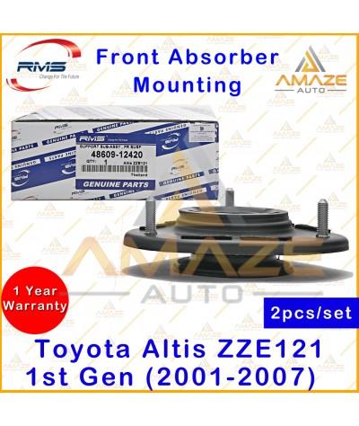RMS Strut Mount / Absorber Mount for Toyota Altis ZZE121 1st Gen (2001-2007)(2pcs/set)