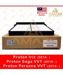 Air-Cond Cabin Filter with holder for Proton Iriz (2014- ), Saga VVT (2016- ) & Persona VVT (2016- )