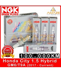 NGK Laser Iridium Spark Plug for Honda City 1.5 Hybrid GM6 / T9A (2017 - 2020) - Long life spark plug 100,000KM