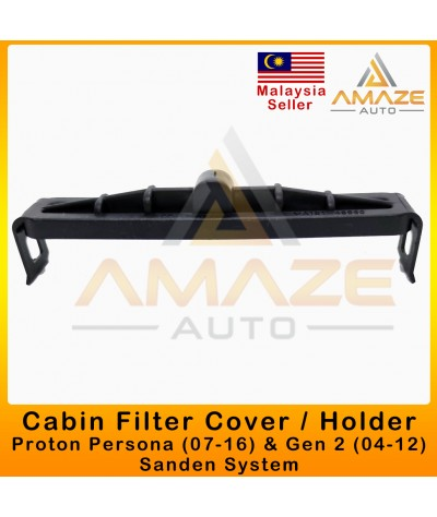 Cabin filter cover / holder for Proton Persona (07-16) & Gen 2 (04-12) Sanden Air Cond System
