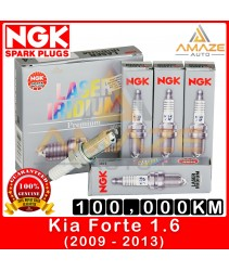 NGK Laser Iridium Spark Plug for Kia Forte 1.6 (2009-2013) - Long Life Spark plug 100,000KM