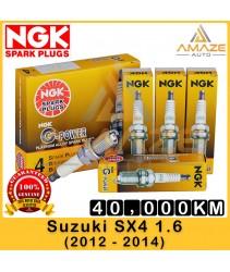 NGK G-Power Platinum Spark Plug for Suzuki SX4 1.6 (2012 - 2014) - 40,000KM Platinum Spark Plug