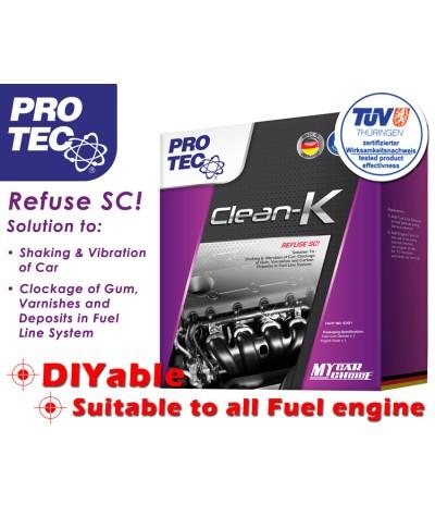Pro-Tec Clean-K Treatment