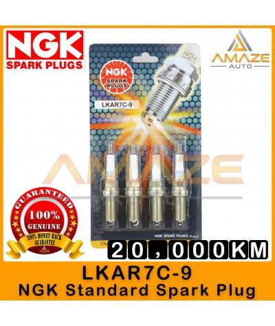 NGK Spark Plug BKR6E11 (Waja 1.6,City & Jazz I-DSI,Spectra 1.6,Sephia,Citra 2.0)  - Last 20,000KM [Amaze Autoparts]
