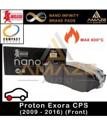 Musashi Nano Infinity Brake Pad for Proton Exora CPS (2009-2016) (Front)