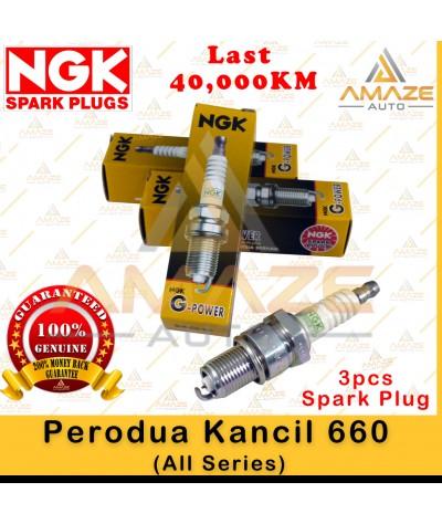 NGK G-Power Platinum Spark Plug for Perodua Kancil 660 (all Series)