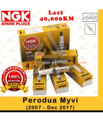 NGK G-Power Platinum Spark Plug for Perodua Myvi 1.3 & 1.5 (2007 - 2017)