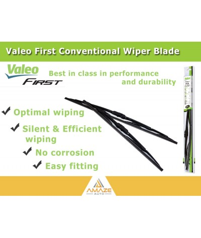 Valeo First Wiper Blade for Perodua Kenari (2pcs/set)