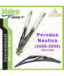 Valeo First Wiper Blade for Perodua Nautica (2pcs/set)
