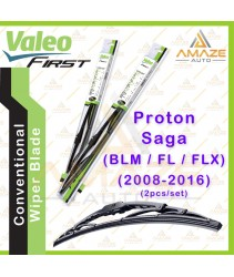 Valeo First Wiper Blade for Proton  Saga (Campro) BLM / FL / FLX (2pcs/set)