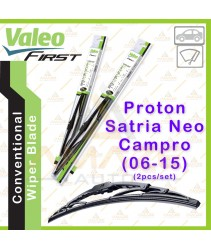 Valeo First Wiper Blade for Proton Satria Neo Campro (06-15) (2pcs/set)