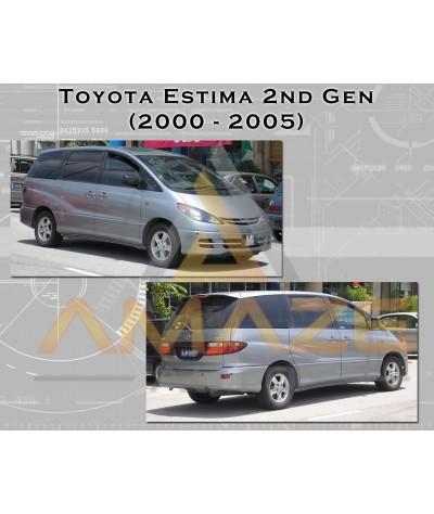 NGK Iridium IX Spark Plug for Toyota Estima / Previa 2.4 (2nd Gen) (98-05)
