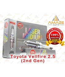 NGK Laser Iridium Spark Plug for Toyota Vellfire 2.5 (2nd Gen) *Special size