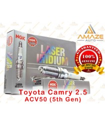 NGK Laser Iridium Spark Plug for Toyota Camry 2.5 ACV50 (5th Gen)