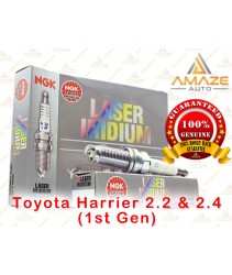 NGK Laser Iridium Spark Plug for Toyota Harrier 2.2 & 2.4 (1st Generation)