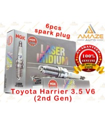 NGK Laser Iridium Spark Plug for Toyota Harrier 3.5 V6 (2nd Gen)