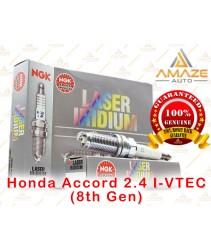 NGK Laser Iridium Spark Plug for Honda Accord 2.4 I-VTEC (8th Gen)
