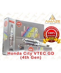 NGK Laser Iridium Spark Plug for Honda City VTEC GD (4th Gen)