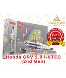 NGK Laser Iridium Spark Plug for Honda CRV 2.0 I-VTEC (2nd Gen)