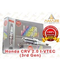 NGK Laser Iridium Spark Plug for Honda CRV 2.0 I-VTEC (3rd Gen)