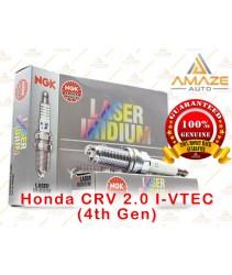 NGK Laser Iridium Spark Plug for Honda CRV 2.0 I-VTEC (4th Gen)