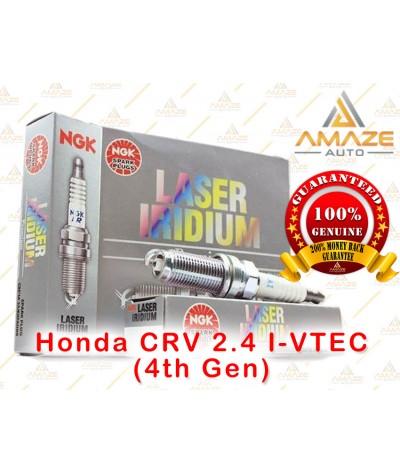 NGK Laser Iridium Spark Plug for Honda CRV 2.4 I-VTEC (4th Gen)