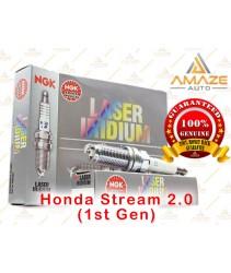NGK Laser Iridium Spark Plug for Honda Stream 2.0 (1st Gen)