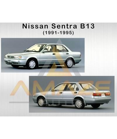 NGK G-Power Platinum Spark Plug for Nissan Sentra 1.6 B13 (91-95)