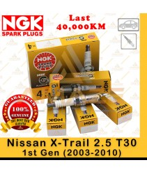 NGK G-Power Platinum Spark Plug for Nissan X-Trail 2.5 T30 (1st Gen) (03-10)