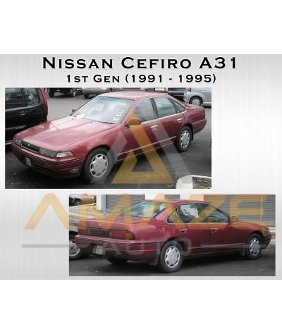 NGK Iridium IX Spark Plug for Nissan Cefiro 3.0 V6 A33 (3rd Gen) (01-08)