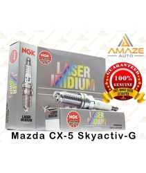 NGK Laser Iridium Spark Plug for Mazda CX-5 Skyactiv-G