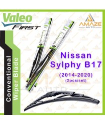 Valeo First Wiper Blade for Nissan Sylphy B17 2nd Gen (2014-2020) (2pcs/set)