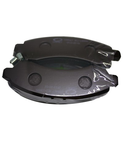Compact MC Ceramic Brake Pad for Toyota Vios E / J 2nd Gen (NCP93) (2009 - 2013) (Front)
