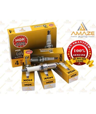 NGK G-Power Platinum Spark Plug for Mazda 3 1.6 (1st Gen)