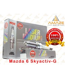 NGK Laser Iridium Spark Plug for Mazda 6 Skyactiv-G