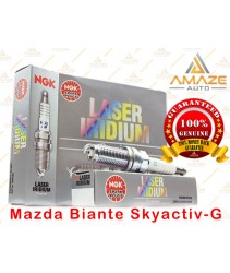 NGK Laser Iridium Spark Plug for Mazda Biante Skyactiv-G