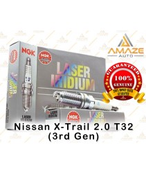 NGK Laser Iridium Spark Plug for Nissan X-Trail 2.0 T32 (3rd Gen)