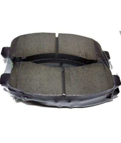 Compact MC Ceramic Brake Pad for Toyota Vellfire 1st gen (2009-2015) (Rear)
