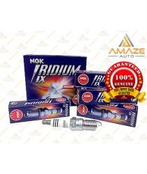 NGK Iridium IX Spark Plug for Hyundai Getz (02-09)