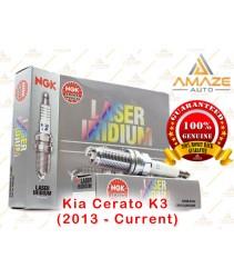 NGK Laser Iridium Spark Plug for Kia Cerato K3 (2013 - Current)