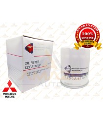 Genuine Mitsubishi Oil Filter for Triton 2.5, Storm & Pajero Sport (Diesel Engine)
