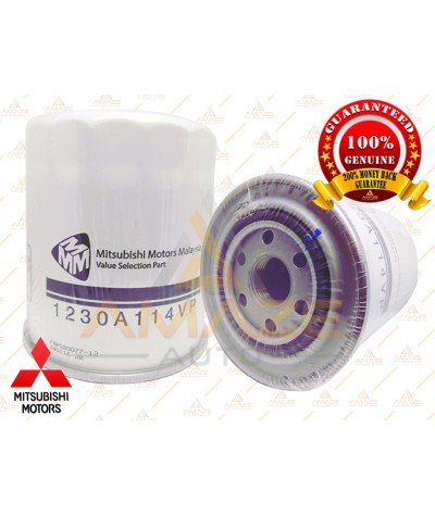 Genuine Mitsubishi Oil Filter for Triton 2.5, Storm & Pajero Sport (Diesel Engine)